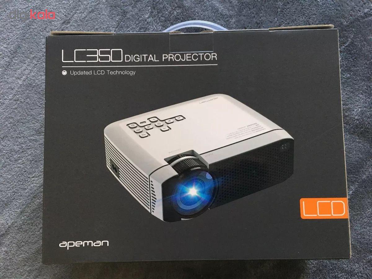 ویدیو پروژکتور ایپمن مدل LC350