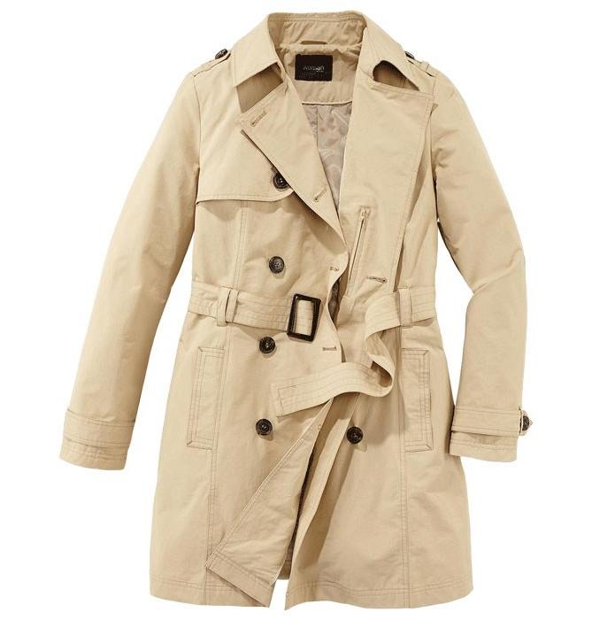 بارانی زنانه چیبو مدل Trench coat