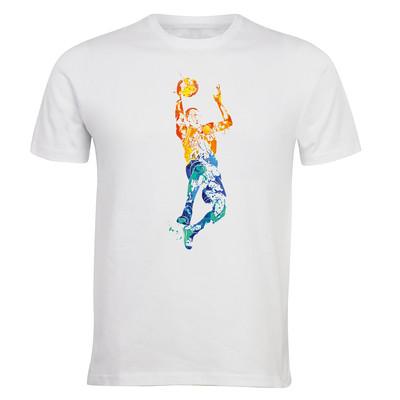 تی شرت مردانه الینور طرح بسکتبال مدل ELTM319