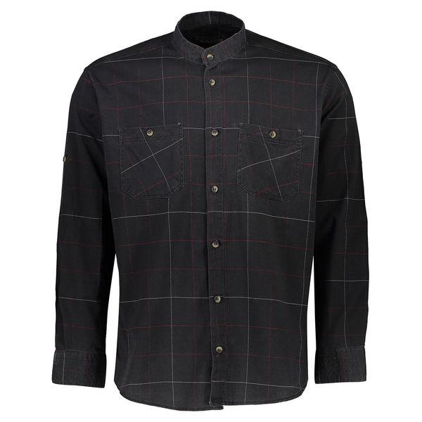 پیراهن مردانه ناوالس کد NKH27-BK