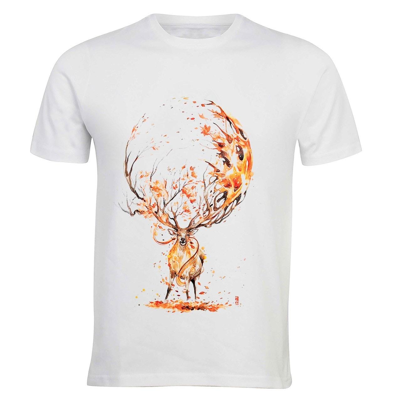 تی شرت آستین کوتاه زیزیپ کد 123T