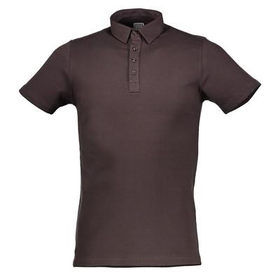 تصویر پلوشرت آستین کوتاه مردانه ناوالس TSHIRT04BW