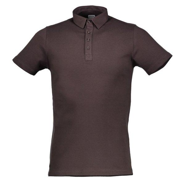 پلوشرت آستین کوتاه مردانه ناوالس TSHIRT04BW