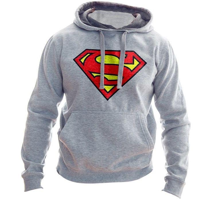 هودی مردانه به رسم طرح سوپرمن کد119 main 1 1
