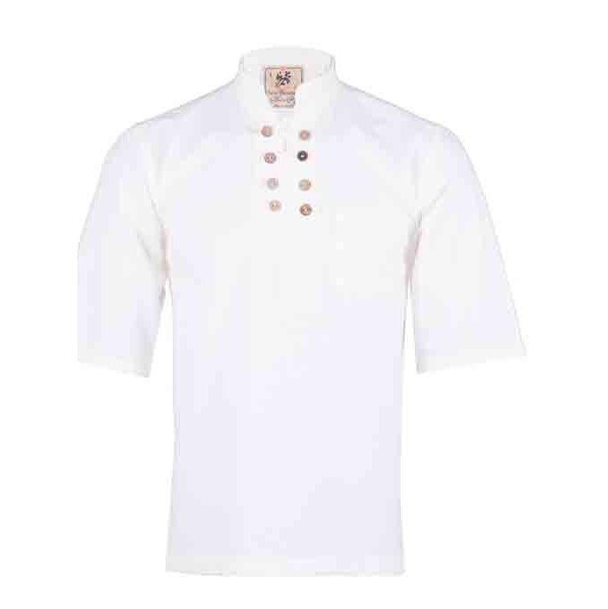 پیراهن مردانه چترفیروزه مدل هشت دکمه آستین کوتاه کد 1 main 1 1