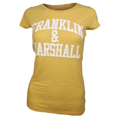 تیشرت زنانه فرانکلین مارشال مدل جرزی کد 574S