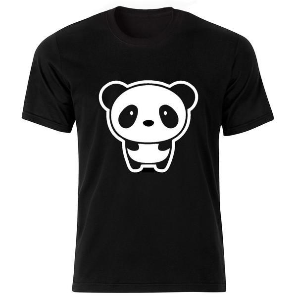 تی شرت استین کوتاه مردانه نوین نقش طرح BW 5075