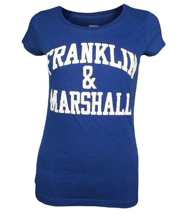 تیشرت نه فرانکلین مارشال مدل جرزی کد 574