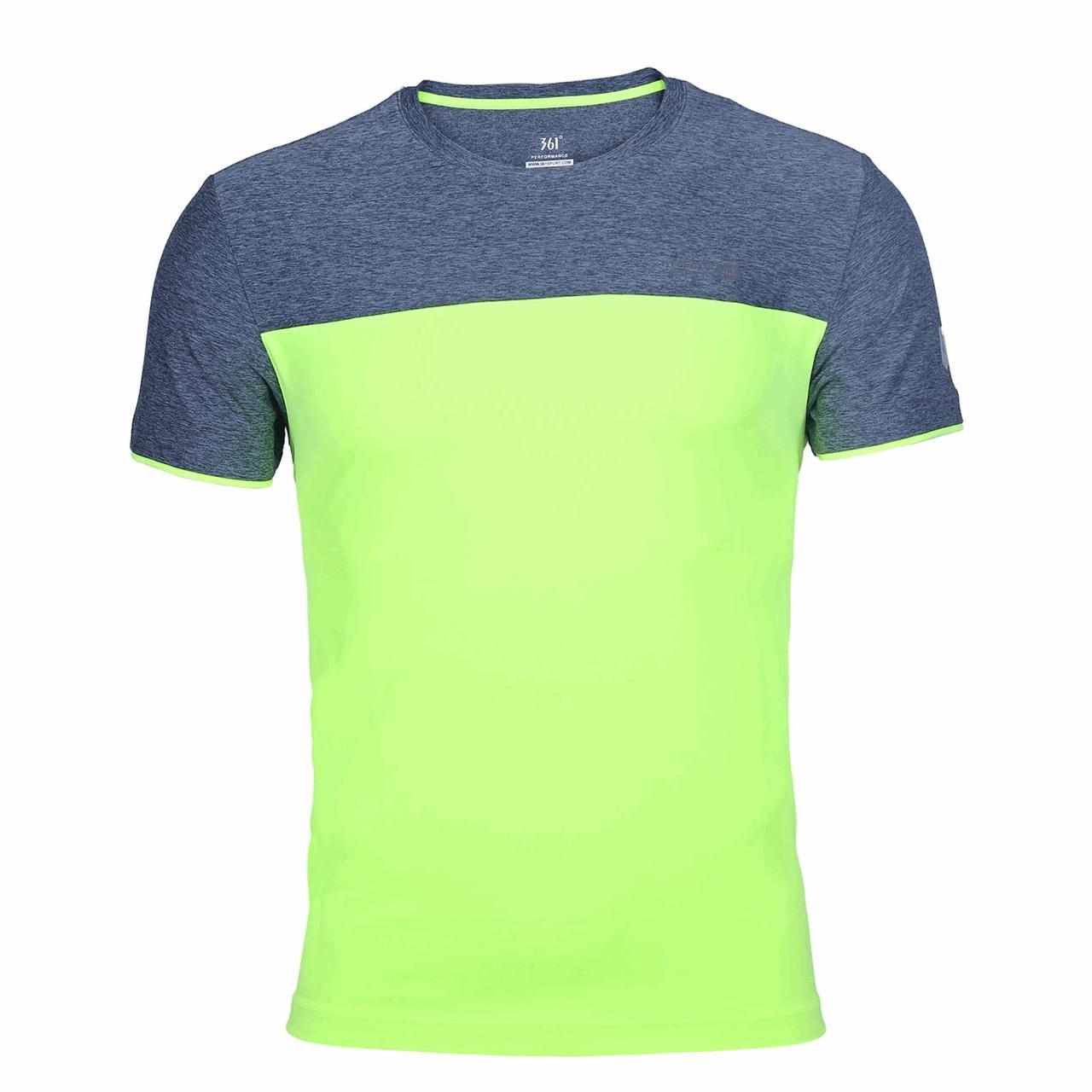 تیشرت ورزشی مردانه 361 درجه مدل 1-4153