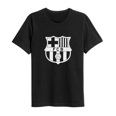 تصویر تی شرت نخی ورزشی ماسادیزان مدل بارسلونا کد 201