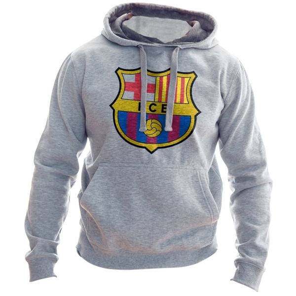 هودی مردانه به رسم طرح بارسلونا کد 113