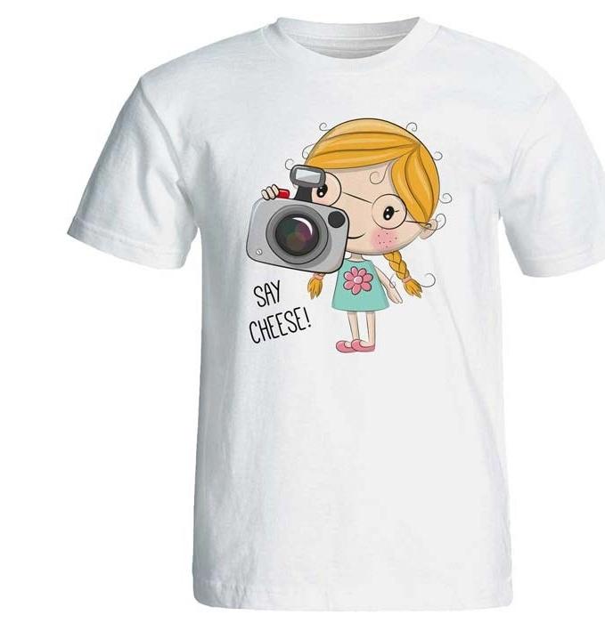 تی شرت نه پارس طرح کارتونی کد 3703