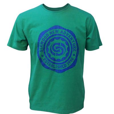 تی شرت مردانه سیاوود مدل CNECK-M-SD-G0124