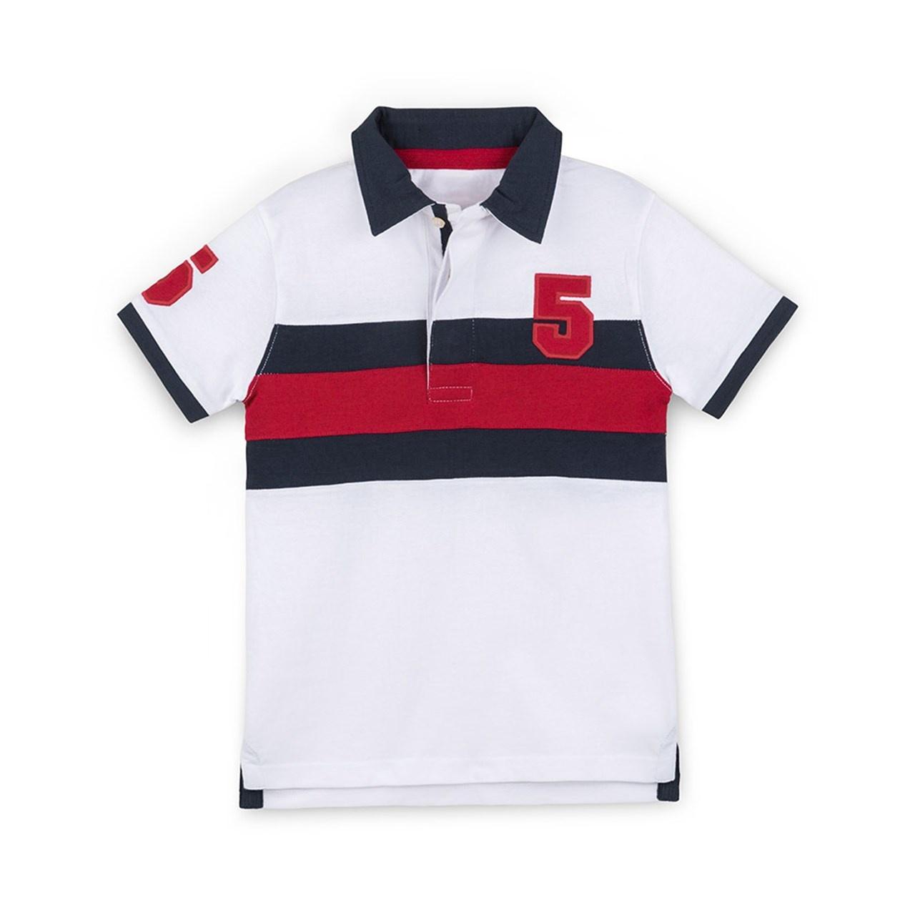پولو شرت پسرانه گوکو کد 7