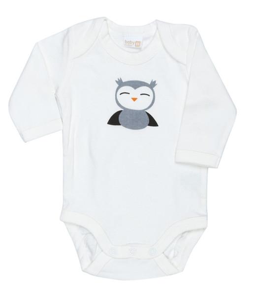 زیر دکمه دار آستین بلند نوزاد لیندکس کد 12