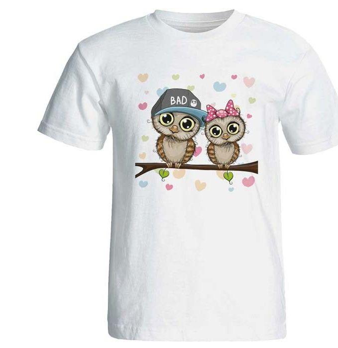 تی شرت زنانه پارس طرح کارتونی کد 3734 main 1 1
