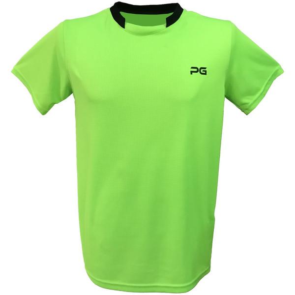 تیشرت آستین کوتاه مردانه پرگان مدل Green 1-7