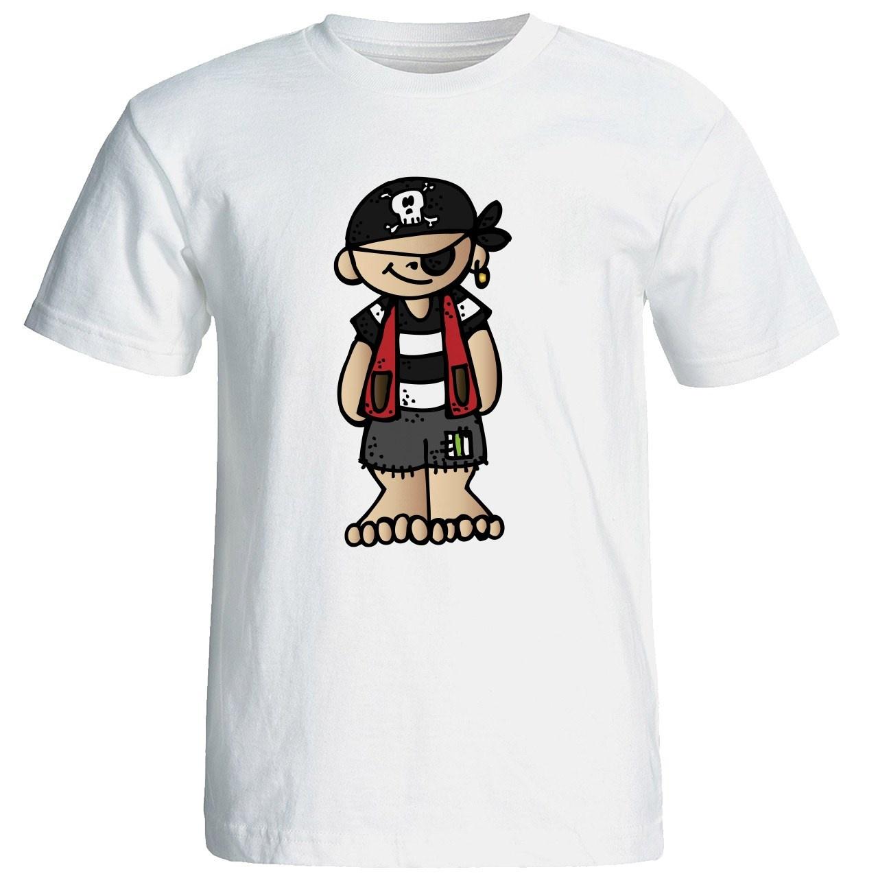 تی شرت آستین کوتاه مردانه شین دیزاین طرح فانتزی کد 4309