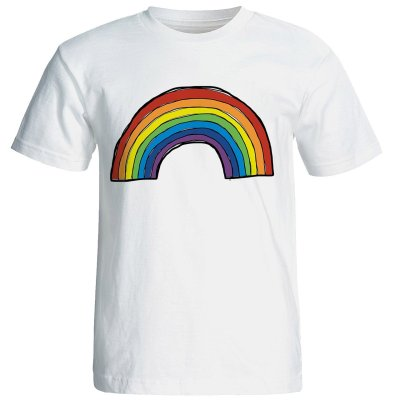 تی شرت آستین کوتاه زنانه شین دیزاین طرح فانتزی کد 4313