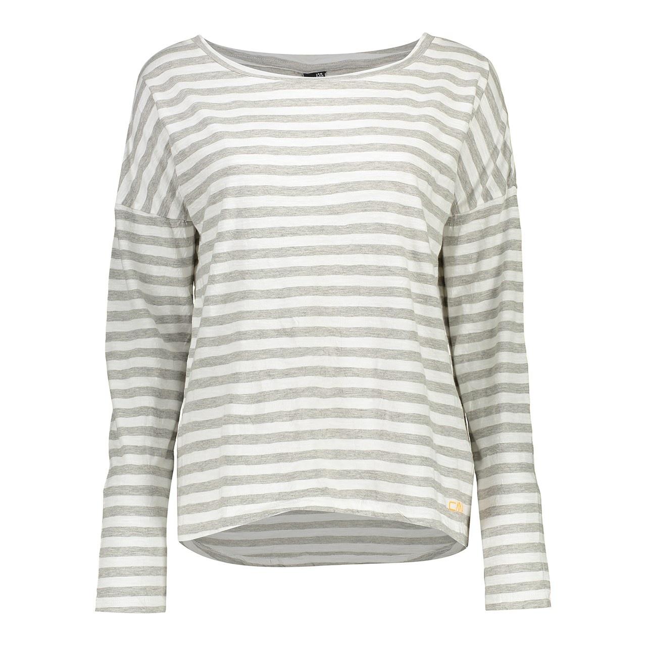 تی شرت زنانه سی ام پی مدل 3D84576-07AF
