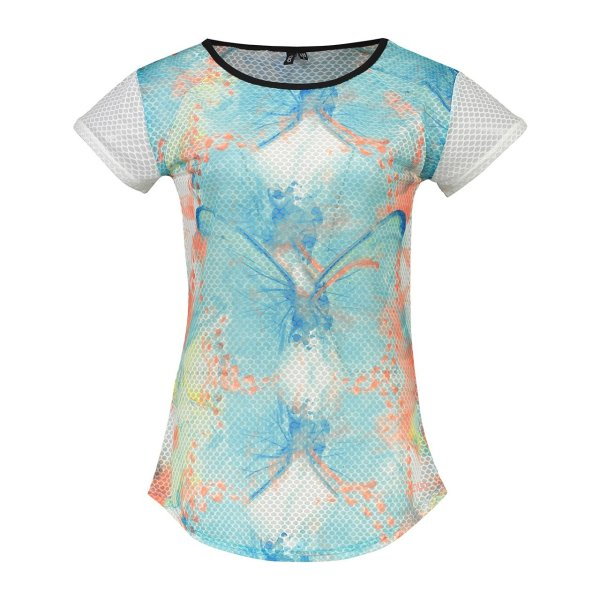 تی شرت زنانه سی ام پی مدل 3D82276-85AD