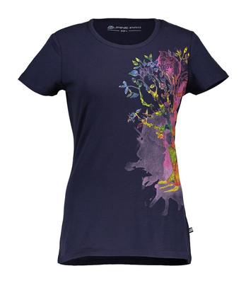 تصویر خرید تی شرت زنانه آلپاین پرو مدل UNEGA-602