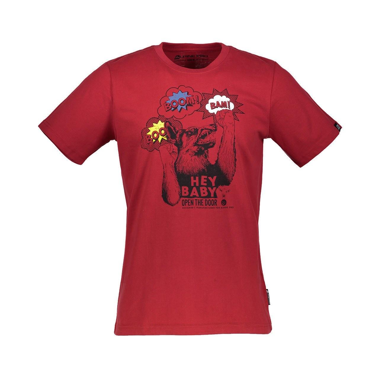 تی شرت مردانه آلپاین پرو مدل DEFO 2-445