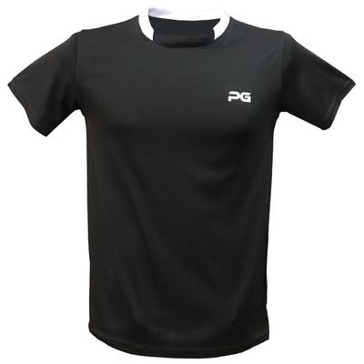 Photo of تیشرت آستین کوتاه مردانه پرگان مدل Black 1-9