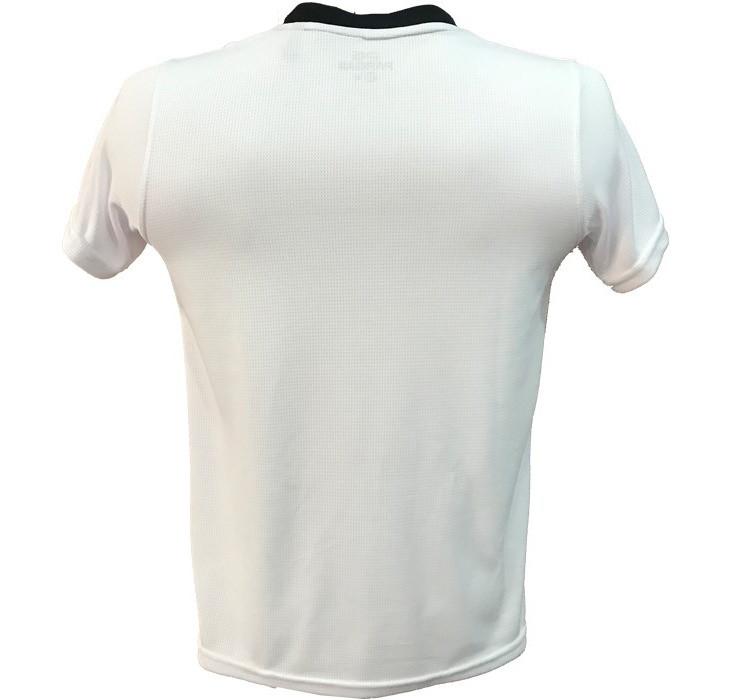 تیشرت آستین کوتاه مردانه پرگان مدل White 1-2