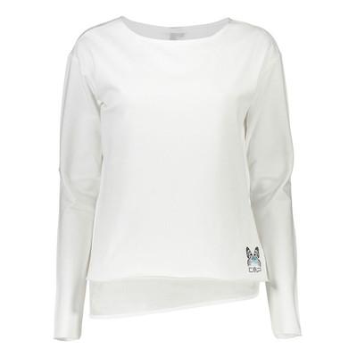 تصویر تی شرت زنانه سی ام پی مدل 3D86276-A001