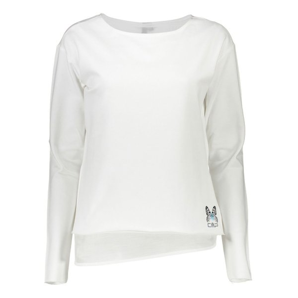 تی شرت زنانه سی ام پی مدل 3D86276-A001