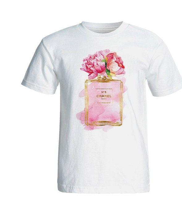 تی شرت آستین کوتاه زنانه شین دیزاین طرح فانتزی کد 4527 -  - 3