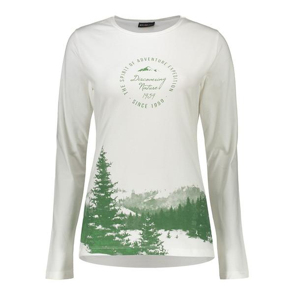 تی شرت زنانه سی ام پی مدل 3U29766-A143