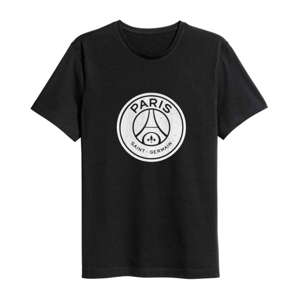 تی شرت نخی ورزشی ماسادیزان مدل پاریس سنت ژرمن کد 211