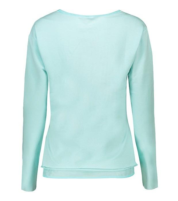 تی شرت زنانه سی ام پی مدل 3D86276-L209