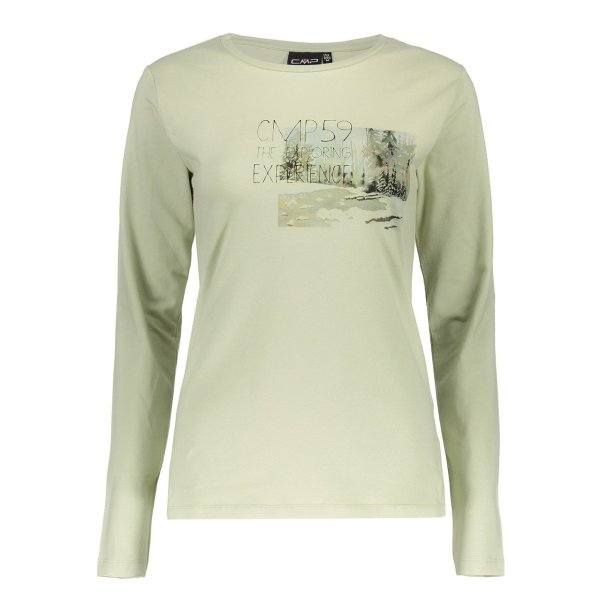 تی شرت زنانه سی ام پی مدل 3U29766-F670