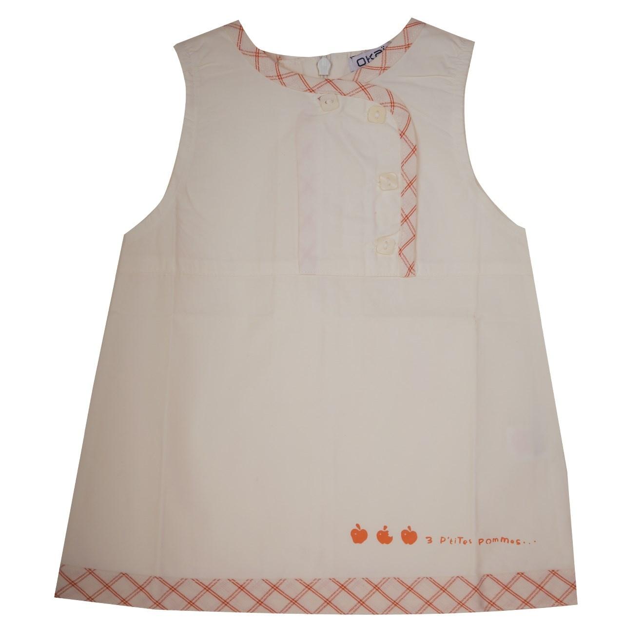 پیراهن نوزادی دخترانه کد 300