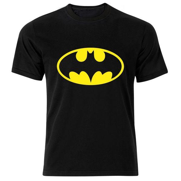 تی شرت استین کوتاه مردانه نوین نقش طرح BY5095