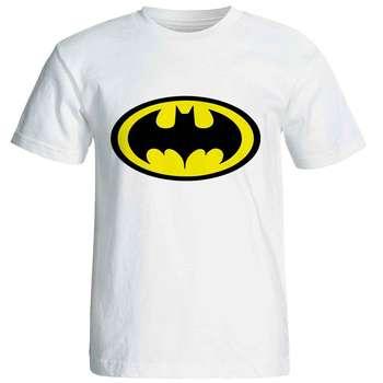 تی شرت آستین کوتاه زنانه شین دیزاین طرح بتمن کد 4140