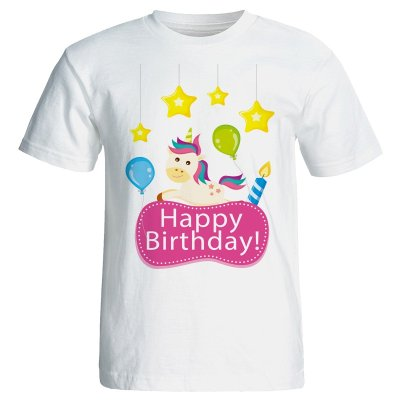 Photo of تی شرت زنانه طرح اسب شاخدار کد 7085