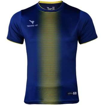 تی شرت ورزشی مردانه تکنیک پلاس 07 مدل TS-130