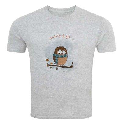تصویر تی شرت مردانه نگار ایرانی طرح T-W20