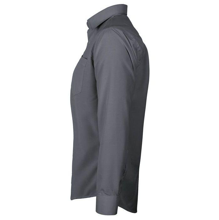 پیراهن مردانه ناوالس کد RegularFit-Tet-Dgy main 1 2