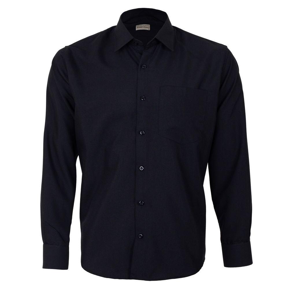پیراهن مردانه ناوالس کد RegularFit-Tet-BK