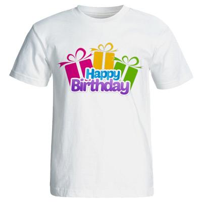 Photo of تی شرت زنانه طرح کادو تولد کد 7082