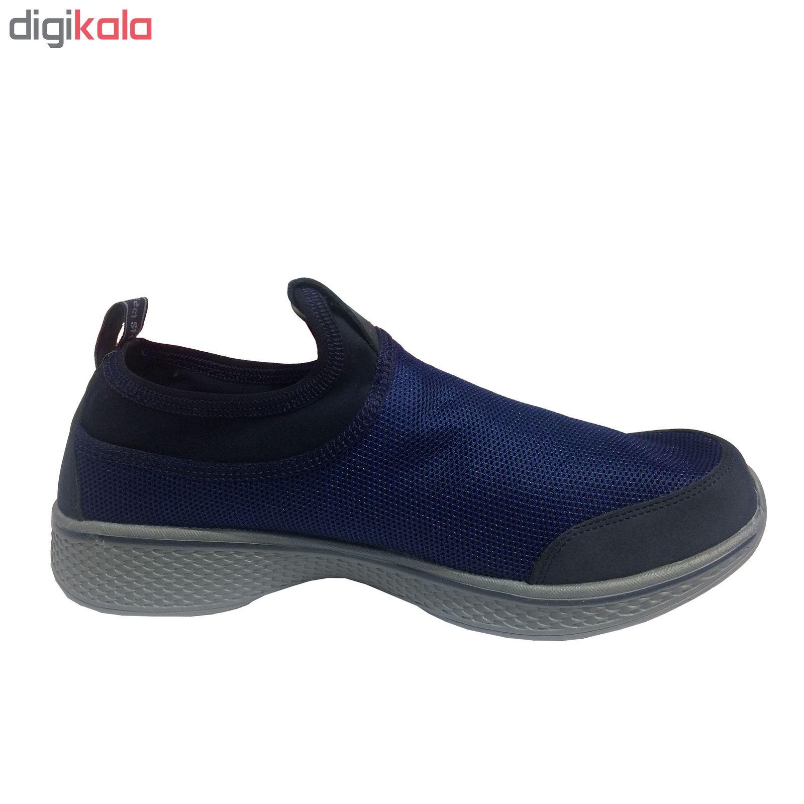 کفش مخصوص پیاده روی مردانه پرفکت استپس مدل سولو کد 1-1940 main 1 4