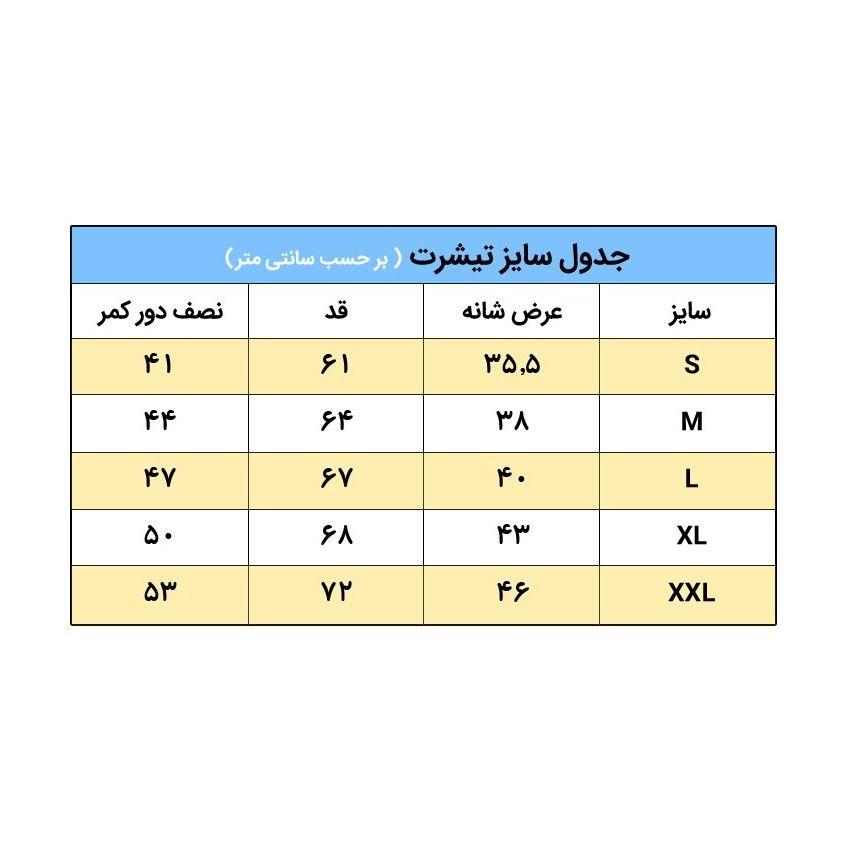 تیشرت مردانه نگار ایرانی طرح برنامه نویس Z26 main 1 2