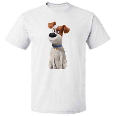 تی شرت پارس طرح کارتونی سگ کد 7109