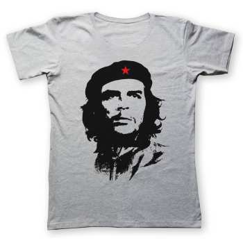 تی شرت به رسم طرح چگوارا کد 210