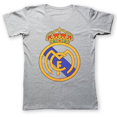 تصویر تی شرت به رسم طرح رئال مادرید کد 215